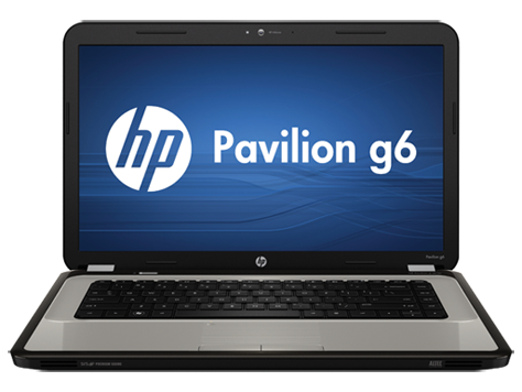 HP Pavilion g6-1100 Notebook PC series
