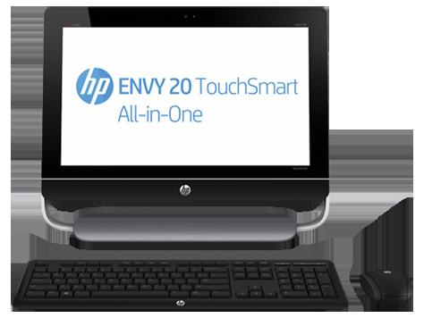 HP ENVY 20-d003la Touch All-in-One Desktop PC