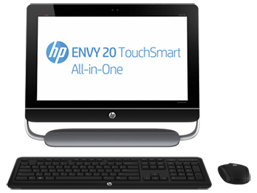 HP ENVY 20-d003la Touch All-in-One Desktop PC