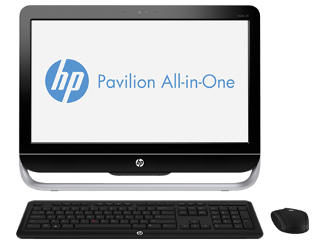 HP Pavilion 23-b320 All-in-One Desktop PC (ENERGY STAR)