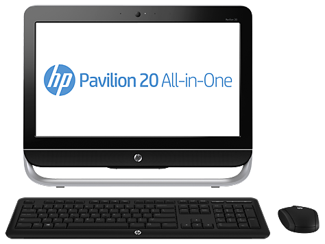HP Pavilion 20-b251la All-in-One Desktop PC (ENERGY STAR)