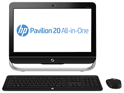 HP Pavilion 20-b251la All-in-One Desktop PC