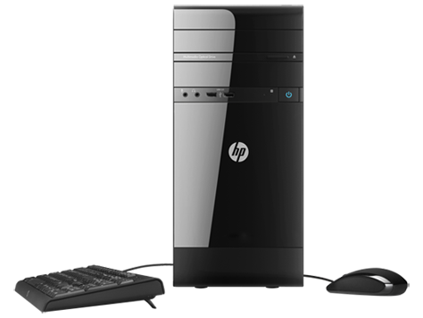 HP p2-1300 Desktop-PC-Serie