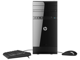 HP p2-1310 Desktop PC