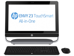 HP ENVY 23-d044 TouchSmart All-in-One Desktop PC