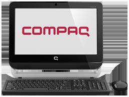 PC Desktop Compaq 18-2003LA Todo-en-Uno