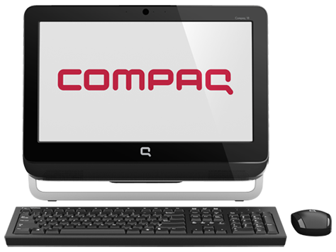PC desktop All-in-One Compaq 18-2200