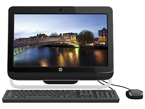 HP Omni 120-1132 Desktop PC
