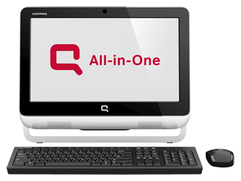 PC Desktop Compaq All-in-One série 18-3300