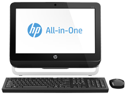 HP 18-1205in All-in-One Desktop PC