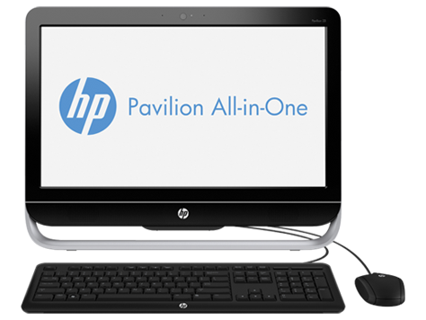 HP Pavilion 23-1000 All-in-One Desktop PC series