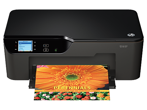 HP Deskjet 3520 e-All-in-One Printer series
