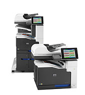 HP LaserJet Enterprise 700 color MFP M775 series - Laser Multifunction Printers