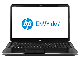 HP ENVY dv7t-7200 CTO Quad Edition Notebook PC