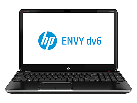 HP ENVY dv6t-7300 CTO Select Edition Notebook PC