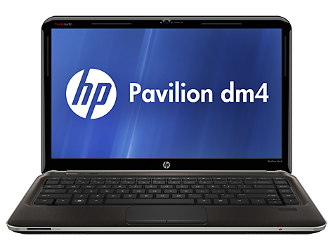HP Pavilion dm4-3055dx Entertainment Notebook PC