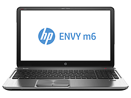 HP ENVY m6-1125dx Notebook PC