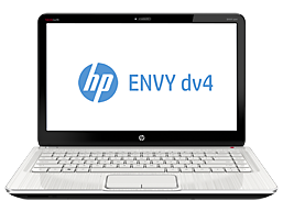HP ENVY dv4-5213cl Notebook PC support