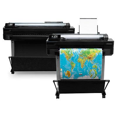 HP Designjet T520 ePrinter series - HP Designjet Large Format Printers