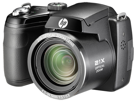 HP d3000 Digital Camera
