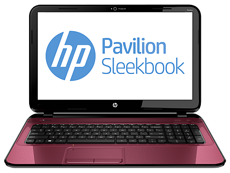 HP Pavilion 15-b146sa Sleekbook