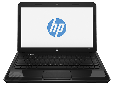 HP 1000-1412TX Notebook PC