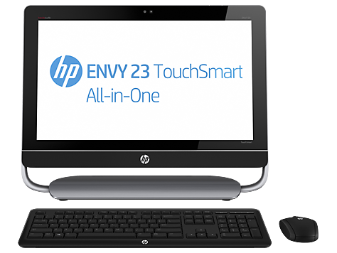 HP ENVY 23-d034 TouchSmart All-in-One Desktop PC