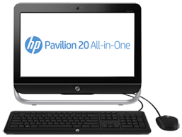 HP Pavilion 20-b321x All-in-One Desktop PC