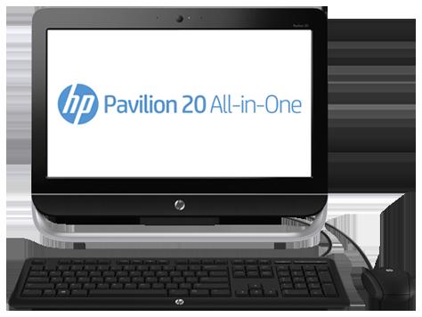 HP Pavilion 20-b321x All-in-One Desktop PC