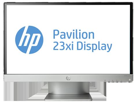Monitor IPS HP Pavilion 23xi de 23pulgadas diagonal con retroiluminación LED