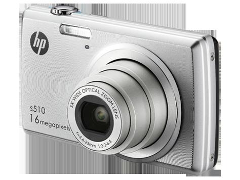 Cámara digital HP s510