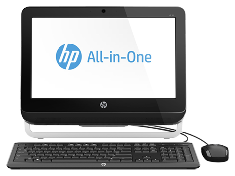 HP 18-1000 All-in-One Stasjonær PC-serien