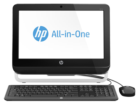 HP 18-1300l All-in-One Desktop PC