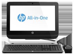 HP 18-1300l All-in-One Desktop PC