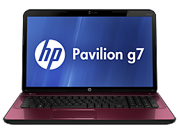 HP Pavilion g7-2292nr Notebook PC
