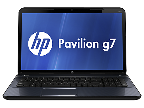 HP Pavilion g7-2293nr Notebook PC