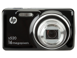 HP s520 Digital Camera