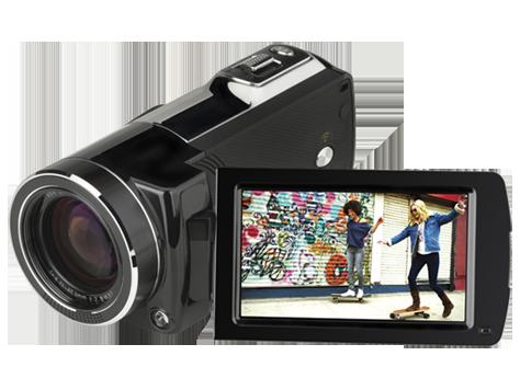 HP t450 Digital Camcorder
