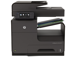 HP Officejet Pro X476 Multifunction Printer series