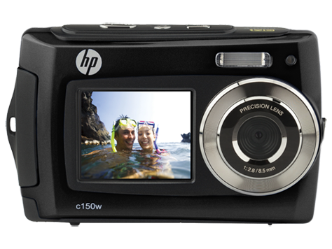 HP c150w Digital Camera