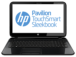 HP Pavilion TouchSmart 15-b107cl Sleekbook