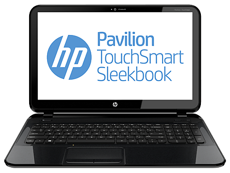 HP Pavilion TouchSmart 15-b153cl Sleekbook