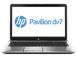 HP ENVY dv7-7323cl Notebook PC