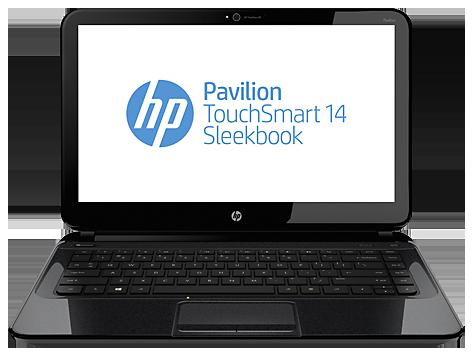 HP Pavilion TouchSmart 14-b114ee Sleekbook