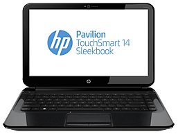 HP Pavilion TouchSmart 14-b109wm Sleekbook