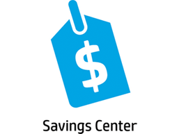 HP Savings Center