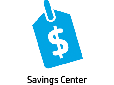 HP Savings Center
