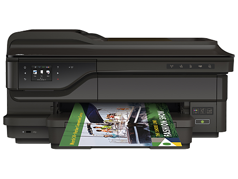HP OfficeJet 7610 Wide Format e-All-in-One series