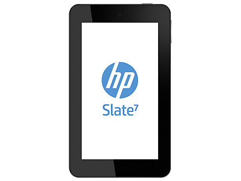 HP Slate 7 2801 Tablet