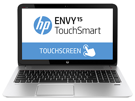 HP ENVY TouchSmart 15-j003cl Notebook PC (ENERGY STAR)